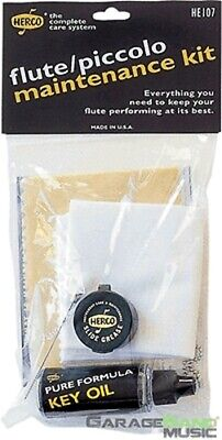 AU19.96 • Buy Herco Flute / Piccolo Maintenance Cleaning Kit, HE107