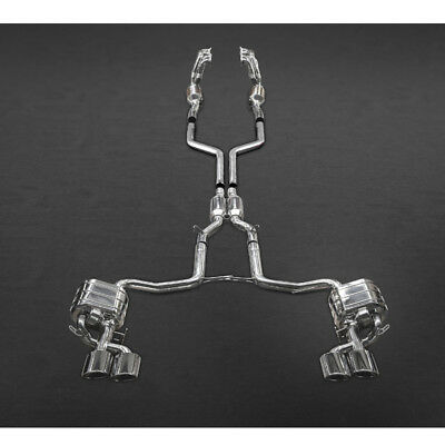 $6555 • Buy Capristo Mercedes C63 AMG 07-14 Valved Exhaust System & Mid-Pipes With Remote