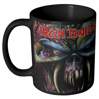 Iron Maiden Final Frontier Black Ceramic Official Boxed Mug • 11.95£