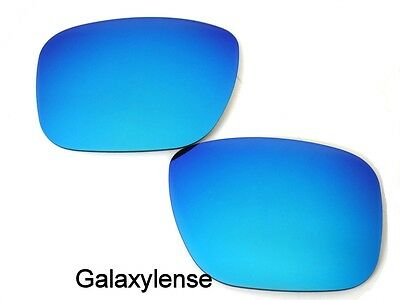 4f8580eebbb Galaxy Replacement Lenses For Oakley Holbrook Ice Blue Polarized 100% UVAB  • 6.90