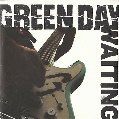Green Day Waiting/Maria NEON BLUE VINYL 7  Record Non Warning Lp Song! Punk NEW! • 8.71£