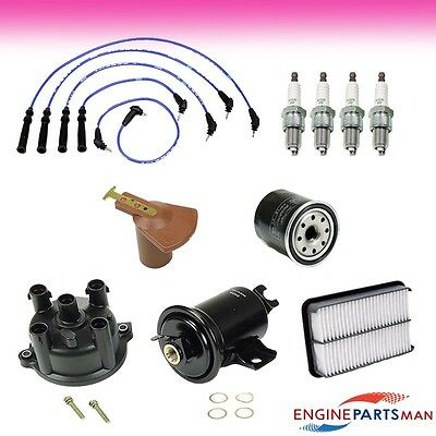tk fit 1994 toyota pickup 22re ignition tune up kit, air fuel filter • 94 76