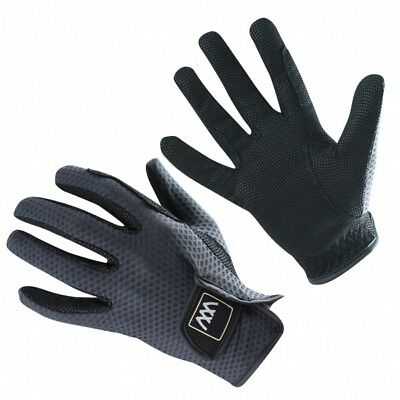 £31.89 • Buy Woof Wear Event Gloves Black - Horse Riding Gloves