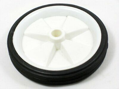 Select 100mm Plastic PVC Wheel - For Hobby & Toy Making Etc • 4.35£
