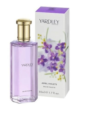 AU39.95 • Buy Yardley London - Eau De Toilette 125ml APRIL VIOLETS Perfume Women Spray EDT