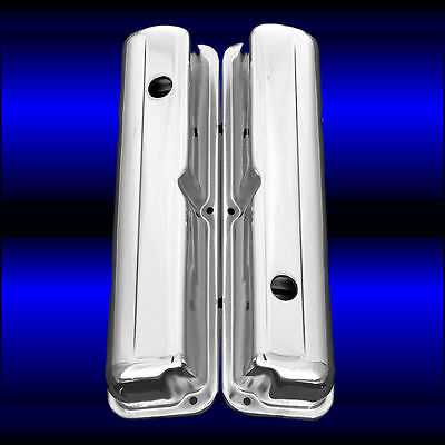 $47.99 • Buy Chrome Valve Covers For Ford FE 352 360 390 427 428 Ford Engines