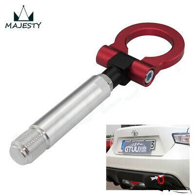 AU26.63 • Buy T2 Aluminum Racing Screw Cnc Tow Towing Hook Fit Toyota Yaris 24mm 07-11 Red