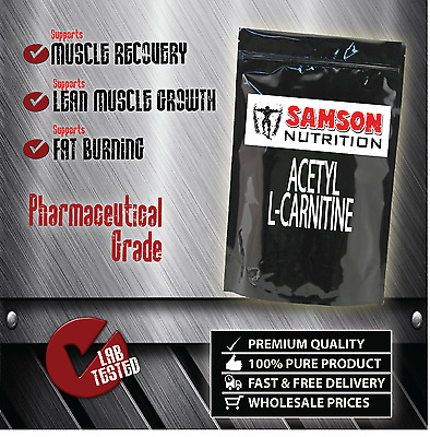 AU22.99 • Buy ALCAR 100g ACETYL L-CARNITINE UNFLAVOURED PREMIUM QUALITY -WITH TRACKING
