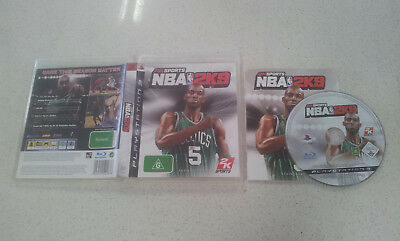 AU9.99 • Buy Nba 2k9 Ps3