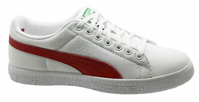 Puma Clyde X UNDEFEATED Canvas Mens Trainers 352768 01 D1 • 29.99£