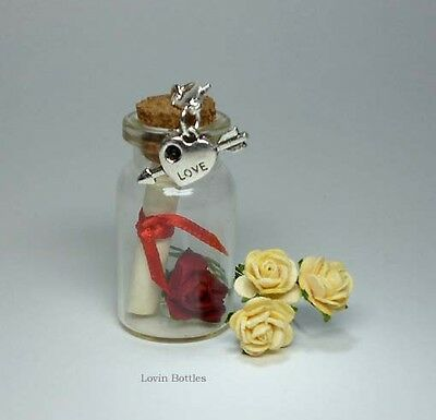 A Romantic Message In A Bottle Gift • 2.99£