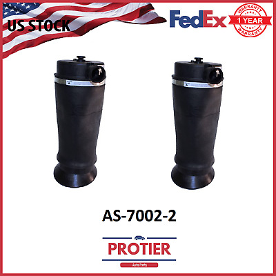 $119.99 • Buy 4WD Ford Expedition Lincoln Navigator Rear Air Ride Suspension Spring Bags Pair