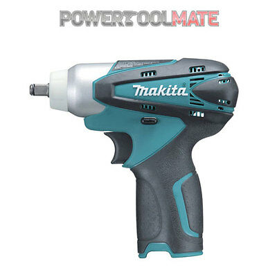 Makita TW100DZ LXT 10.8v Li-Ion Cordless Impact Wrench -Naked -Bare Unit -BLUE • 39.99£