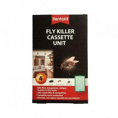 Rentokil Fly Killer Cassette Flies Wasps Mosquitoes Moth Insect Pest Control • 4.99£