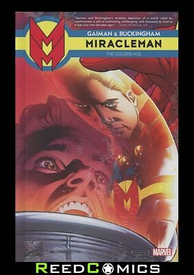 £20.59 • Buy MIRACLEMAN BY GAIMAN AND BUCKINGHAM HARDCOVER Hardback Collects 6 Part Series