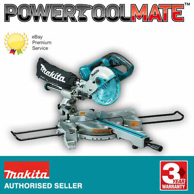 Makita DLS714NZ Li-Ion Slide Compound Mitre Saw Cordless - Naked - Body Only  • 554.99£