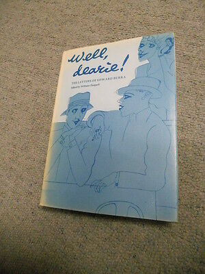 Well, Dearie! The Letters Of Edward Burra • 33£