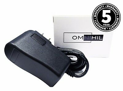 $ CDN9.70 • Buy OMNIHIL (8FT) AC Adapter For Bowflex Max Trainer M3 And M5
