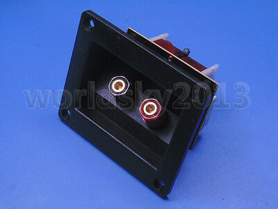 $ CDN36.37 • Buy 2pcs 2 Way 2 Unit Speaker Frequency Divider Crossover Filters With Junction Box