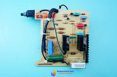£34 • Buy Vaillant Vcw 242 Boiler Flame Supervision Pcb 100542