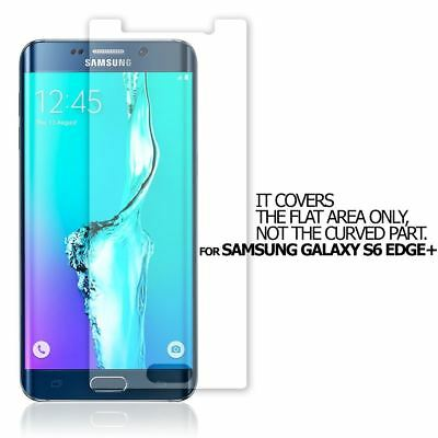 $ CDN1.75 • Buy Top Quality Clear Screen Protector Flat Film Cover For Samsung Galaxy S6 Edge+