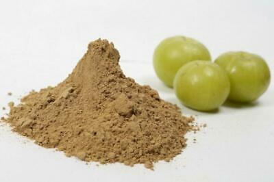 £3.99 • Buy Amla Ground Powder, Indian Gooseberry (Dry Hog Plums) **ON OFFER** Free P&P
