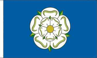 Yorkshire Sleeved Flag Suitable For Boats 45cm X 30cm • 3.80£
