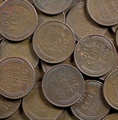 $ CDN48.47 • Buy (500) Wheat Pennies! Mixed Lot Of Lincoln Wheat Pennies!