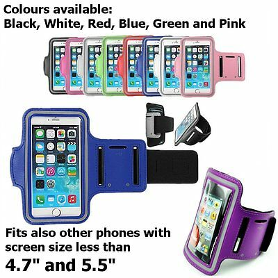AU7.39 • Buy Sport Arm Armband Running Jogging Case Holder For IPhone 8 X 11 12 Xs Max