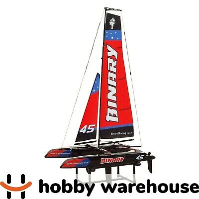 AU105 • Buy Joysway 8807R Binary Red 2.4Ghz Mini Catamaran RTR RC Yacht