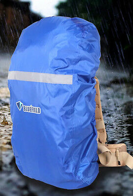 AU18.95 • Buy Safety Raincoat Durable Backpack Rucksack Bag Rain Cover 55L To 80L Large