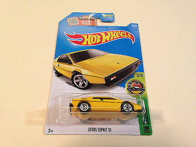 $ CDN3.66 • Buy Hot Wheels Exotics Lotus Esprit S1 Yellow Diecast Car Scale 1:64