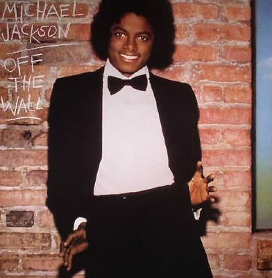 Michael Jackson - Off The Wall - Lp Factory Sealed 2016 Reissue 180g Vinyl  • 14.95£