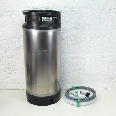 A* Grade Kit Reconditioned AEB Cornelius Keg With Discos Corny Home Brew Beer • 71.95£