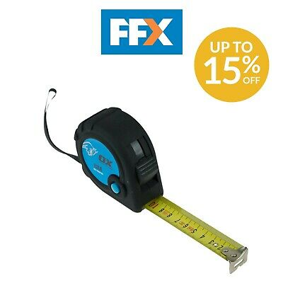 £8.25 • Buy Ox Tools OX-T029108 Trade Tape Measure 8M Metric Only