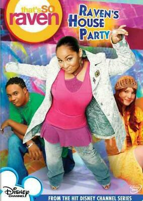That's So Raven - Raven's House Party New Region 1 Dvd • 6.50£