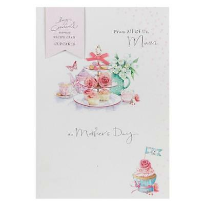 Hallmark Mother's Day Card 'Mum Traditional Lucy Cromwell Illustrated' - Medium • 5.80£