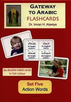 Gateway To Arabic (Action Flashcards) • 8.80£