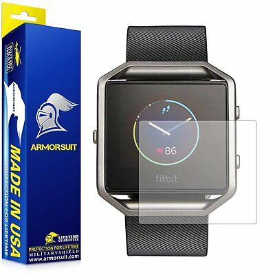 AU11.95 • Buy ArmorSuit - Fitbit Blaze Matte Screen Protector (2-Pack)