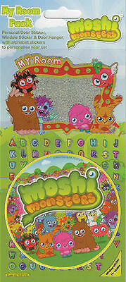 £1.95 • Buy Official Moshi Monsters My Room Sticker Pack