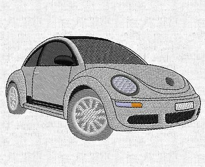 VW Beetle  - New Shape Embroidered & Personalised Polo Shirt • 17.45£
