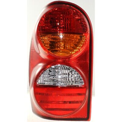 $48.87 • Buy Tail Light For 02-04 Jeep Liberty Driver Side