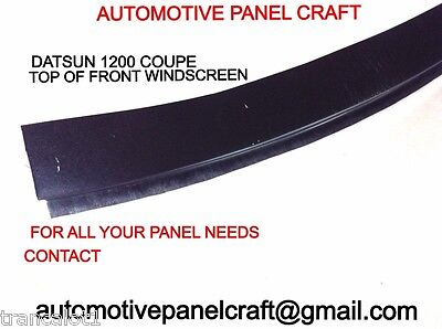 AU199 • Buy Datsun 1200 COUPE Top Of Front Windscreen RIGHT SIDE
