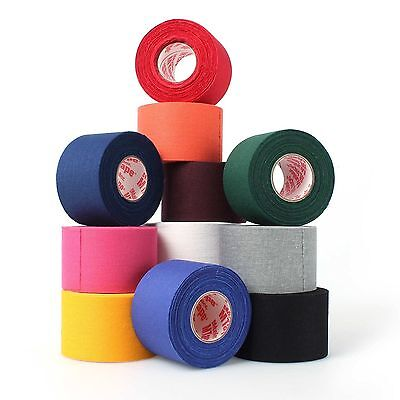 Mueller Adhesive M Tape Zinc Oxide Sport Tape Strapping / Joint Support Colours • 5.25£