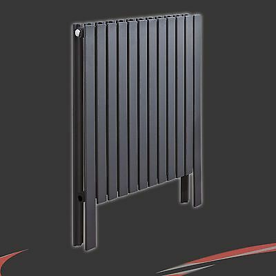£279 • Buy 588mm(w) X 800mm(h)  Axim  Double Floor Standing Anthracite Radiator 24 Sections