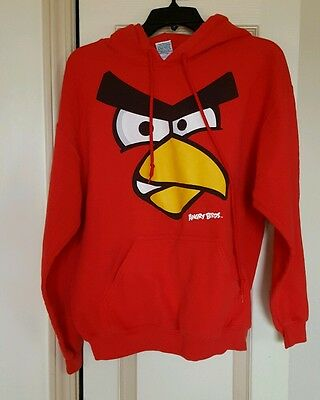 £7.10 • Buy Angry Birds Red Hoodie Adult Size Medium
