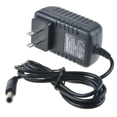 $9.75 • Buy 9V 1A 9W AC Adapter Charger For M-Audio Fast Track Pro Power Supply PSU Cord