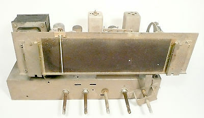 $50 • Buy Vintage * MAJESTIC MIGHTY MONARCH RADIO: Untested CHASSIS W/ 8 Tubes #A111925