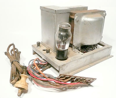 $ CDN103.67 • Buy Vintage* SILVERTONE HI-BOY RADIO Part:  Matching POWER SUPPLY For  #39 CHASSIS