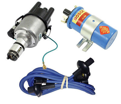 $230.95 • Buy EMPI 009 Street- Distributor W/Electronic Ignition, Blue Screamer Kit KT-1014